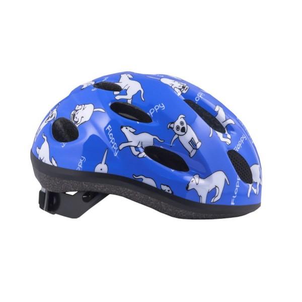Fahrradhelm mit Tieren