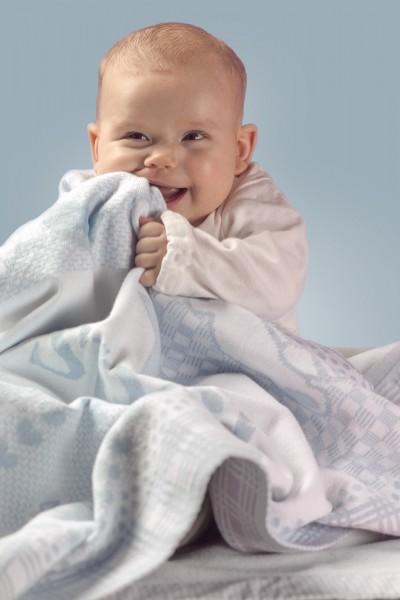 KUSCHELMICH - Babydecke & Kissen