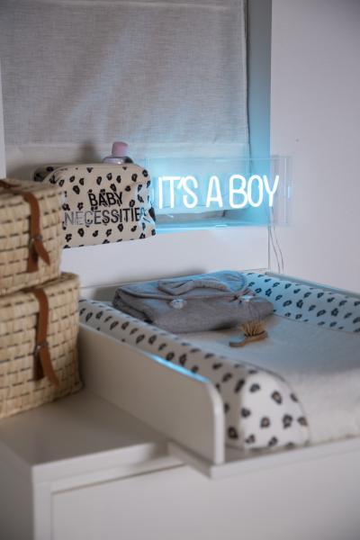 Deko-Licht: It´s a Boy - Hellblau